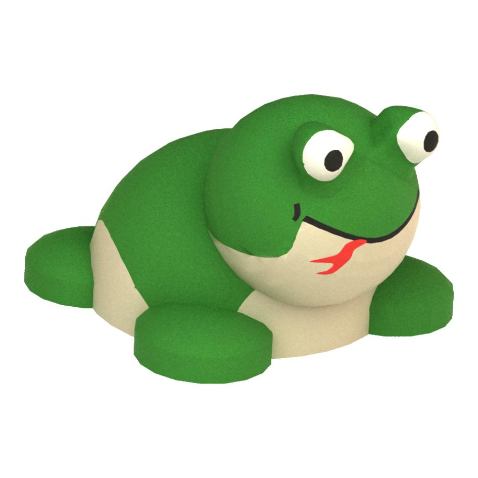 1Mała żaba