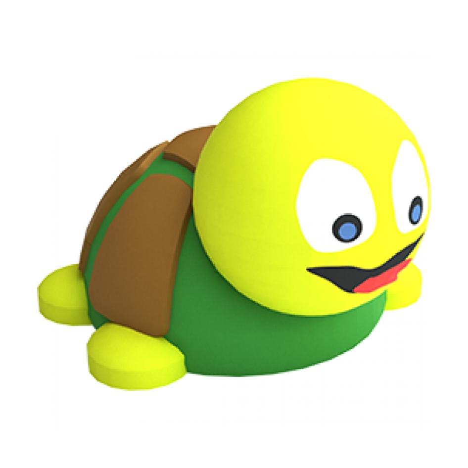 1Mały żółw